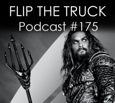 Podcast 175 - Zack Snyders Justice League