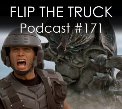 Podcast #171 - Starship Troopers
