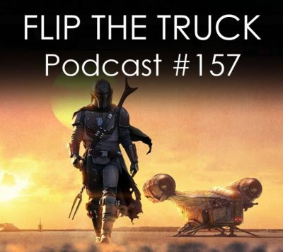 Podcast #157 - The Mandalorian