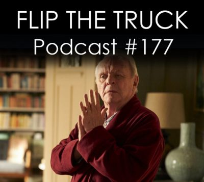 Podcast 177 - Sir Anthony Hopkins