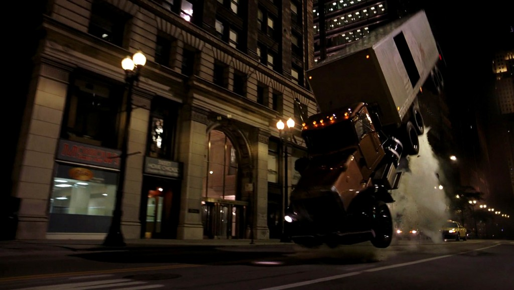 Truck Flip The Dark Knight 2