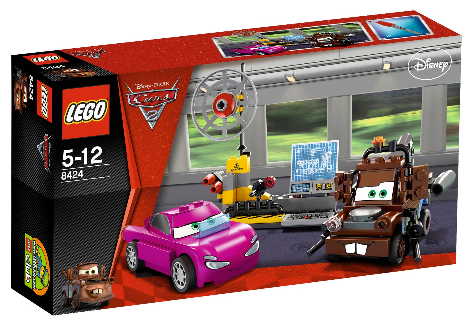 2f04519d Cars 2 – Racist Edition – Flip the Truck