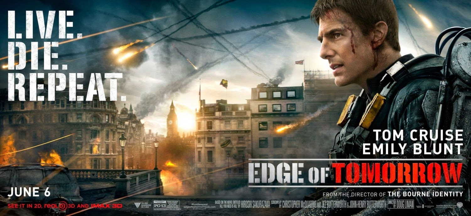 Watch Edge Of Tomorrow Online Streaming Full Movie