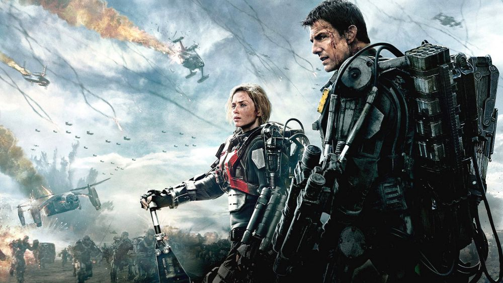 Podcast #5 - Edge of Tomorrow | Flip the Truck