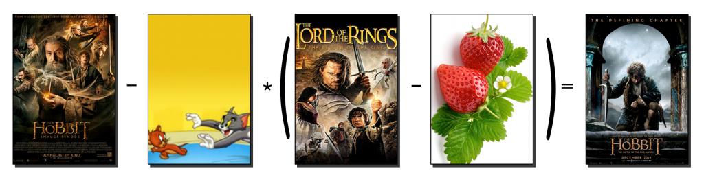 moviequation hobbit 3