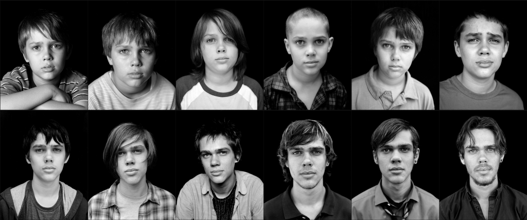 Boyhood all 12 Years
