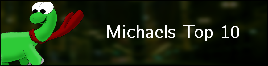 Top Ten Michael