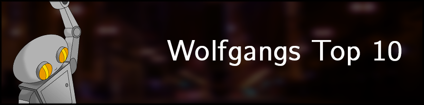 Top Ten Wolfgang