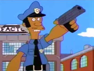 """Trilogy of Error"" - The Simpsons Season 12 Episode 18"