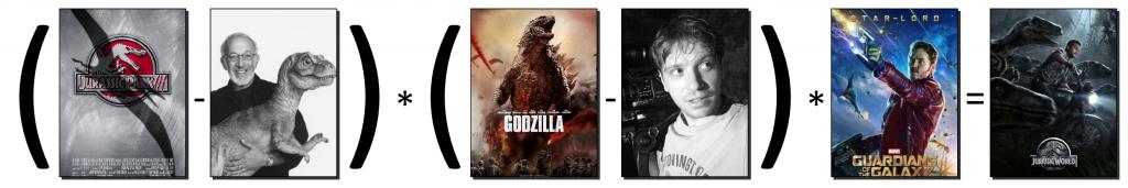 Moviequation Jurassic World