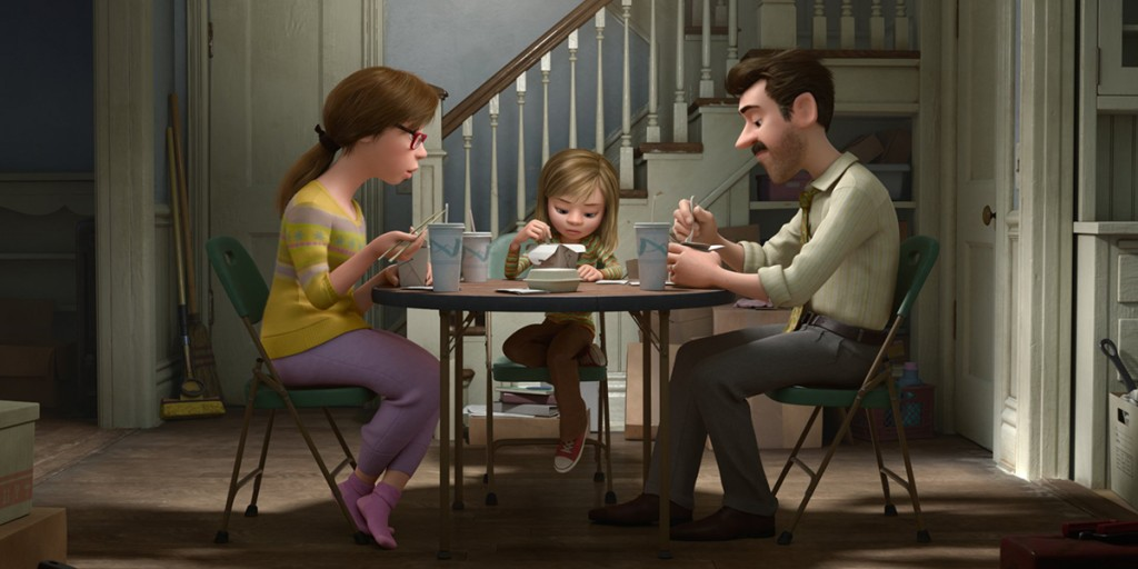 Inside Out Family