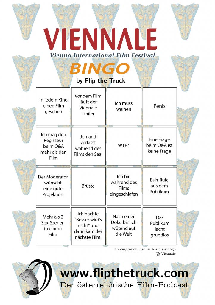 Viennale Bingo A5