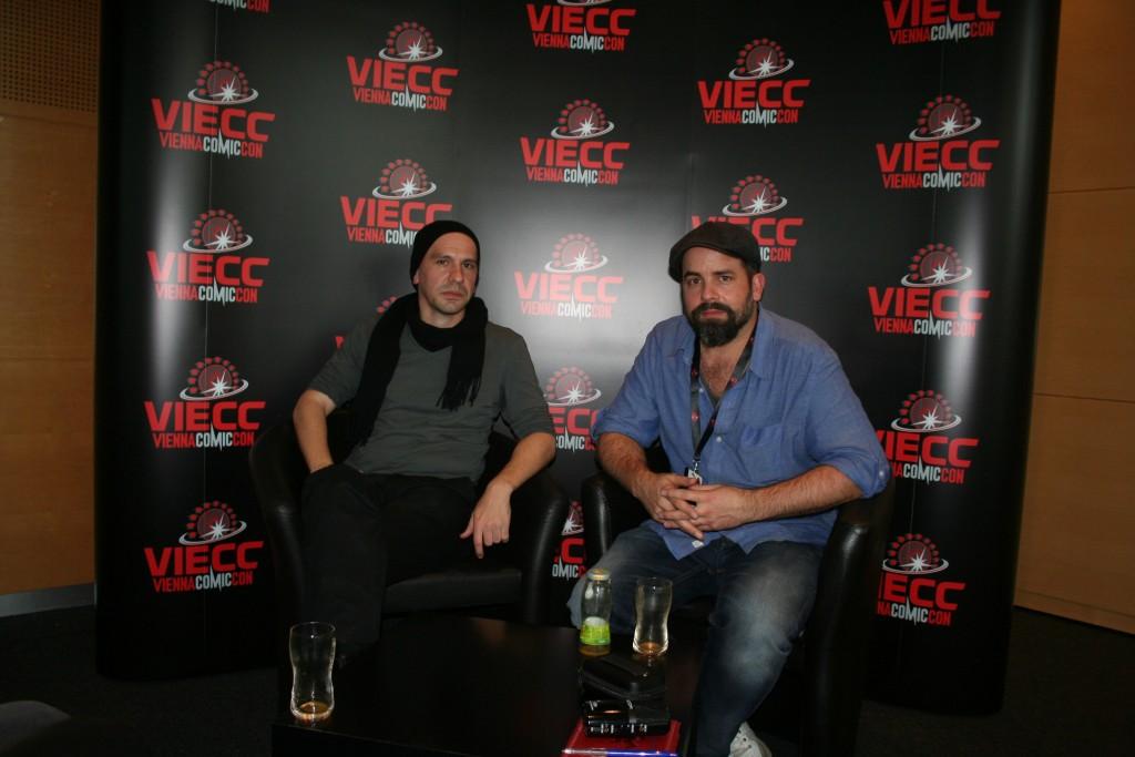 Regieduo Stefan Polasek & Jan Woletz nahmen sich Zeit für ein langes, interessantes und detailiertes Interview zu Wienerland... coming soon!