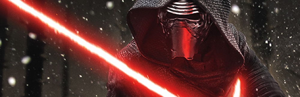 The Force Awakens Kylo Ren