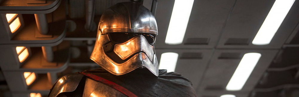 The Force Awakens Phasma