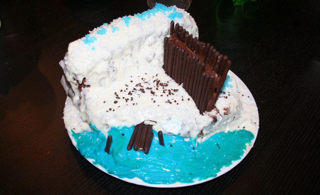 Hardhome Cake 10