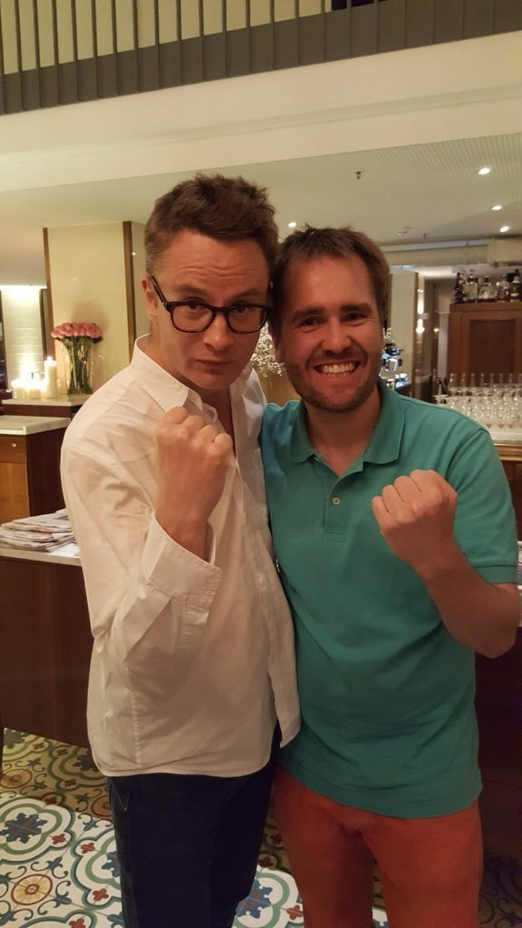 Nicolas Winding Refn Interview