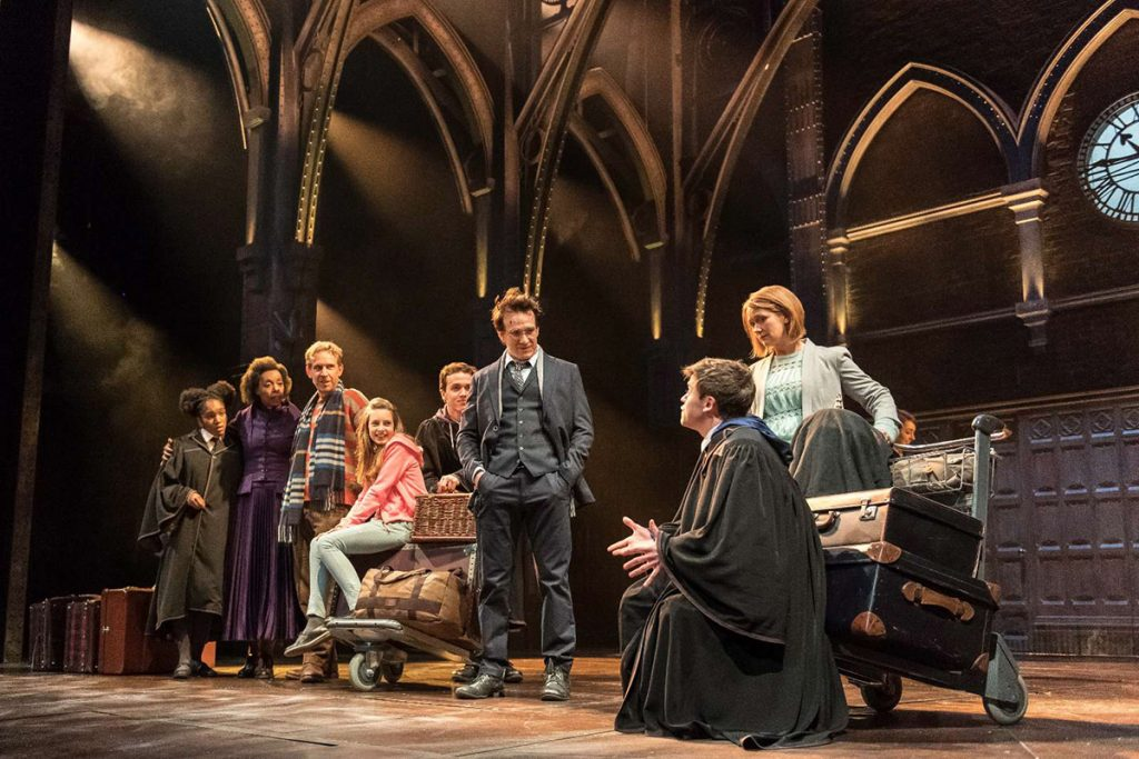 Harry Potter and the Cursed Child Stageplay. Foto by Manuel Harlan