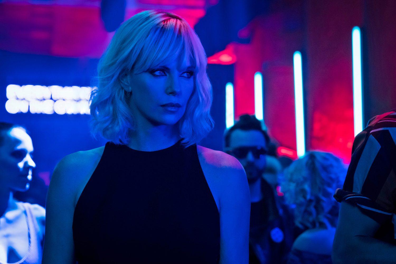 Atomic Blonde Flipthetruck Der österreichische Filmpodcast Charlize Theron John Wick