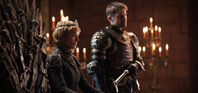 A Game of Stats | Cersei & Jaime Staffel 7 | Flip the Truck