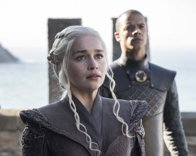 Game of Thrones S07E01 Dragonstone   Flip the Truck   Filmpodcast