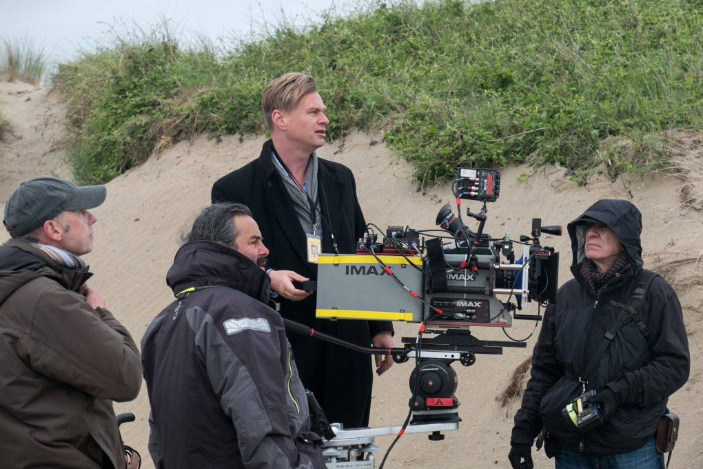 Christopher Nolan | Dunkirk | Flip the Truck