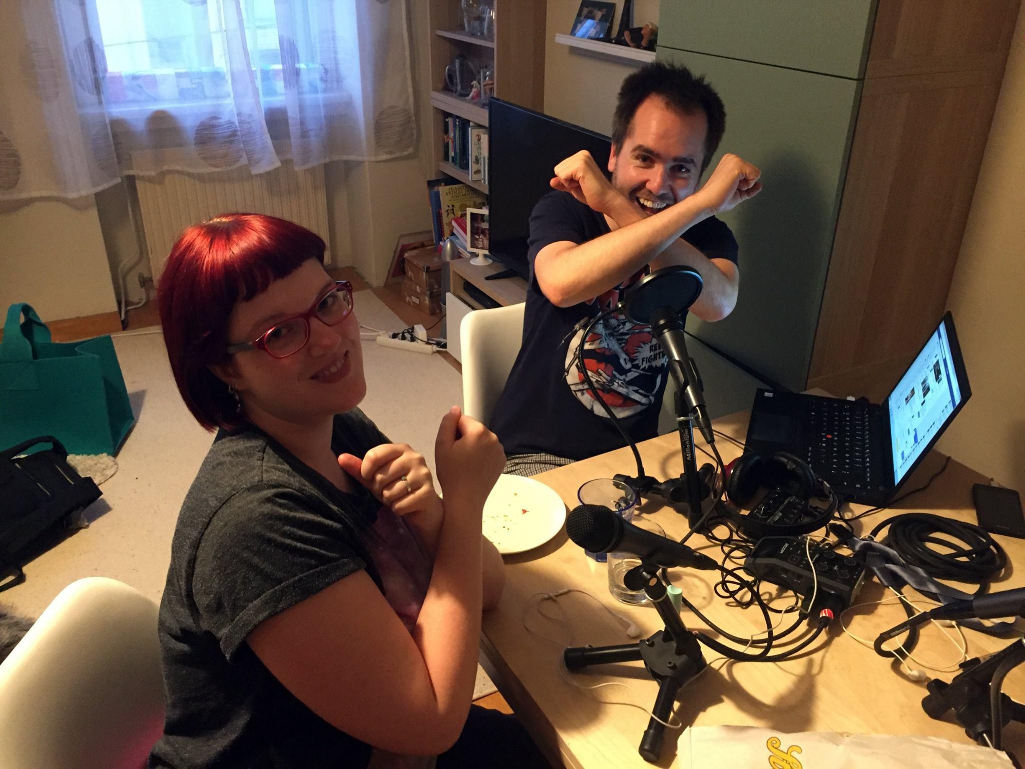 Flip the Truck | Podcast | Wonder Woman
