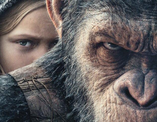 Planet der Affen: Survival   Flip the Truck   Banner