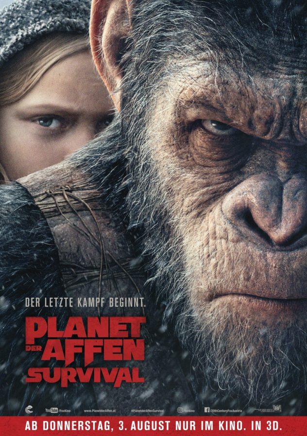 Planet der Affen: Survival | Flip the Truck | Gewinnspiel