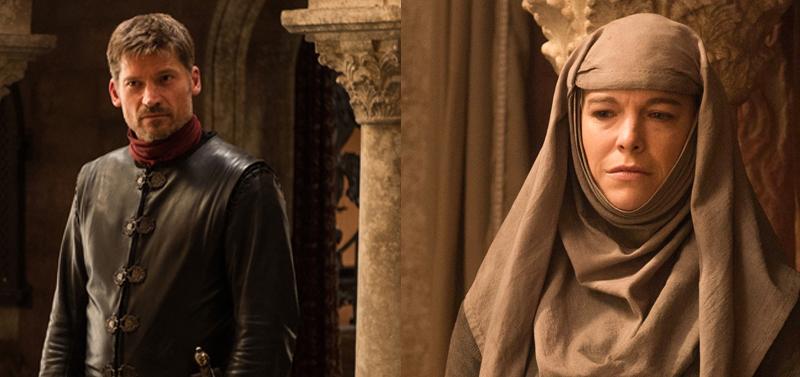 Game of Thrones | Jaime und Septa Unella | Flip the Truck