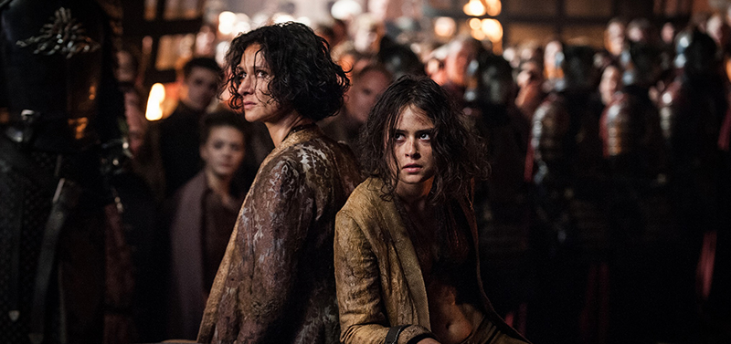 Game of Stats Ellaria Sand   Flip the Truck   Film Podcast