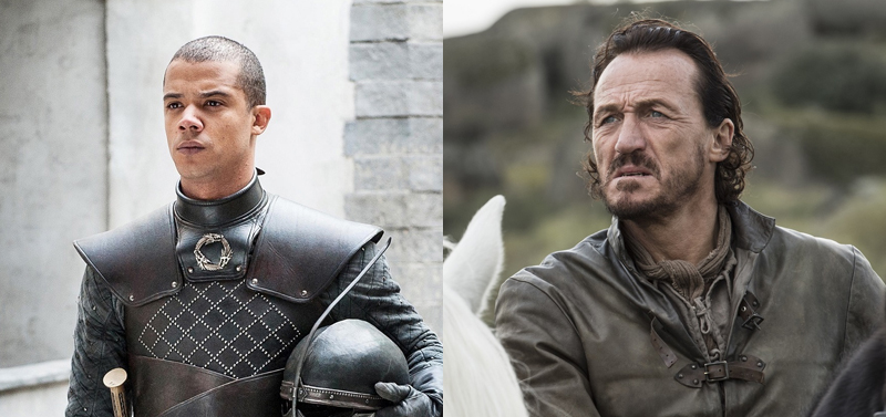 Grey Worm und Bronn | Flip the Truck | A Game of Stats