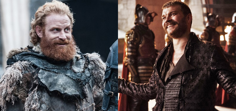Tormund und Euron | Flip the Truck | A Game of Stats
