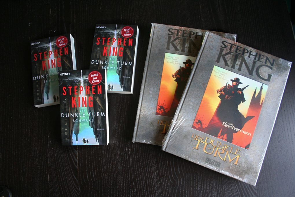 The Dark Tower | Flip the Truck | Gewinnspiel
