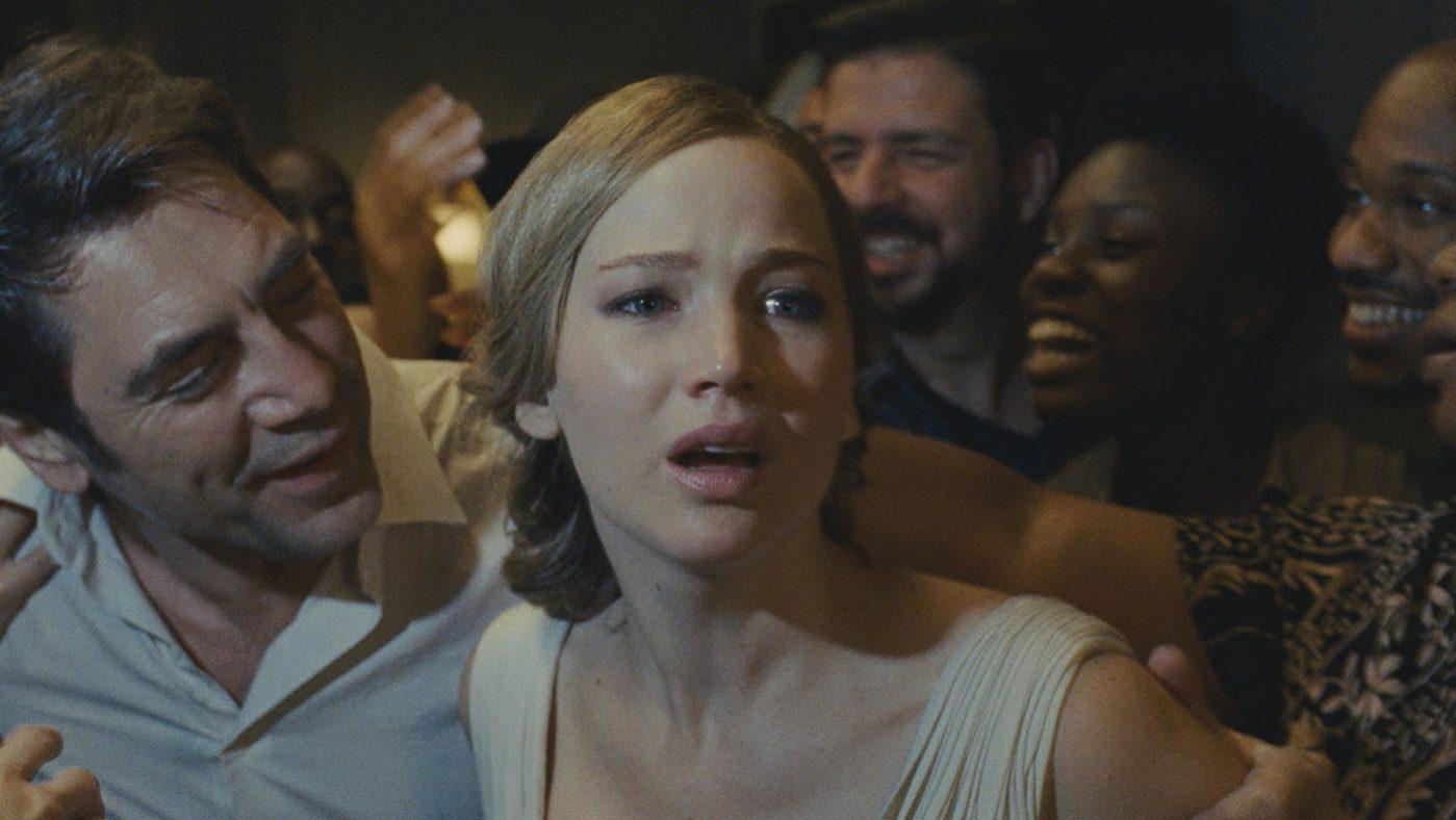 mother! Flip the Truck der Österreichische Filmpodcast Jennifer Lawrence