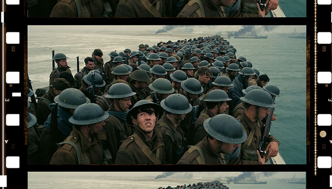 Dunkirk 70mm | Flip the Truck