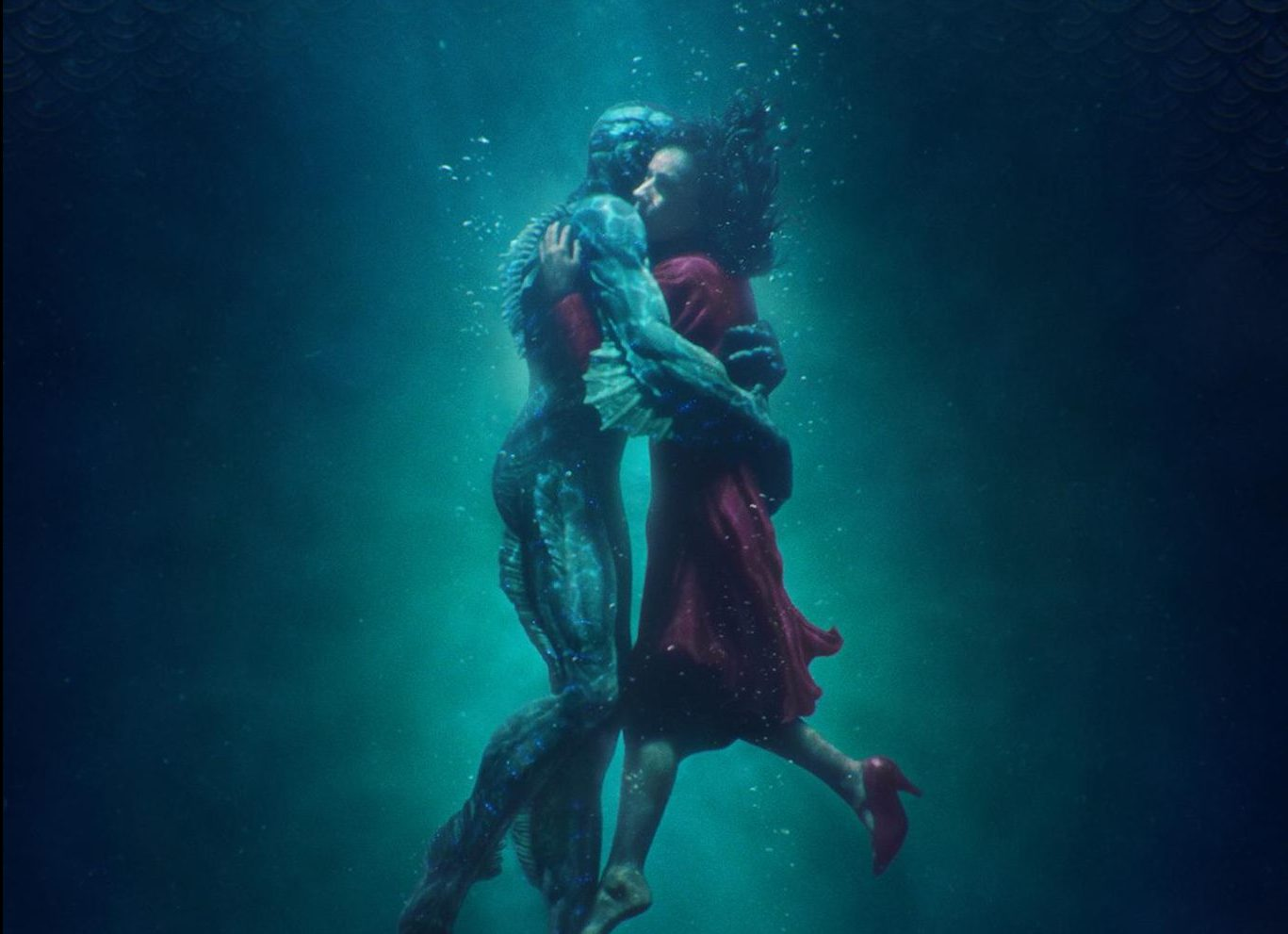 The Shape of Water Banner | Flip the Truck