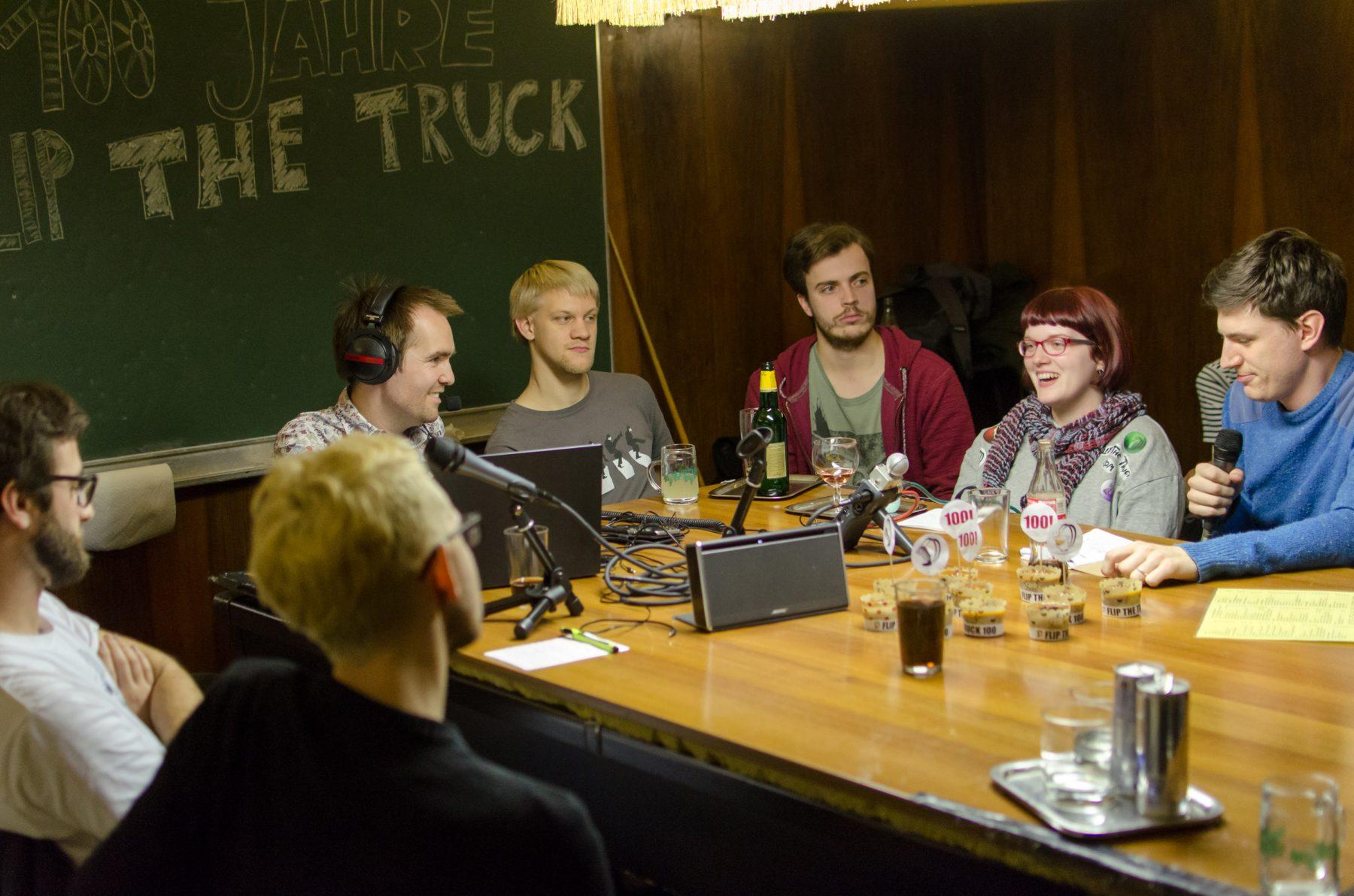 Flip the Truck   100 Jahre   Der österreichische Film-Podcast