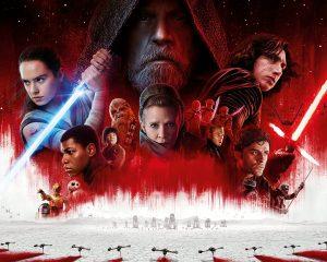 Star Wars the Last Jedi Banner | Flip the Truck
