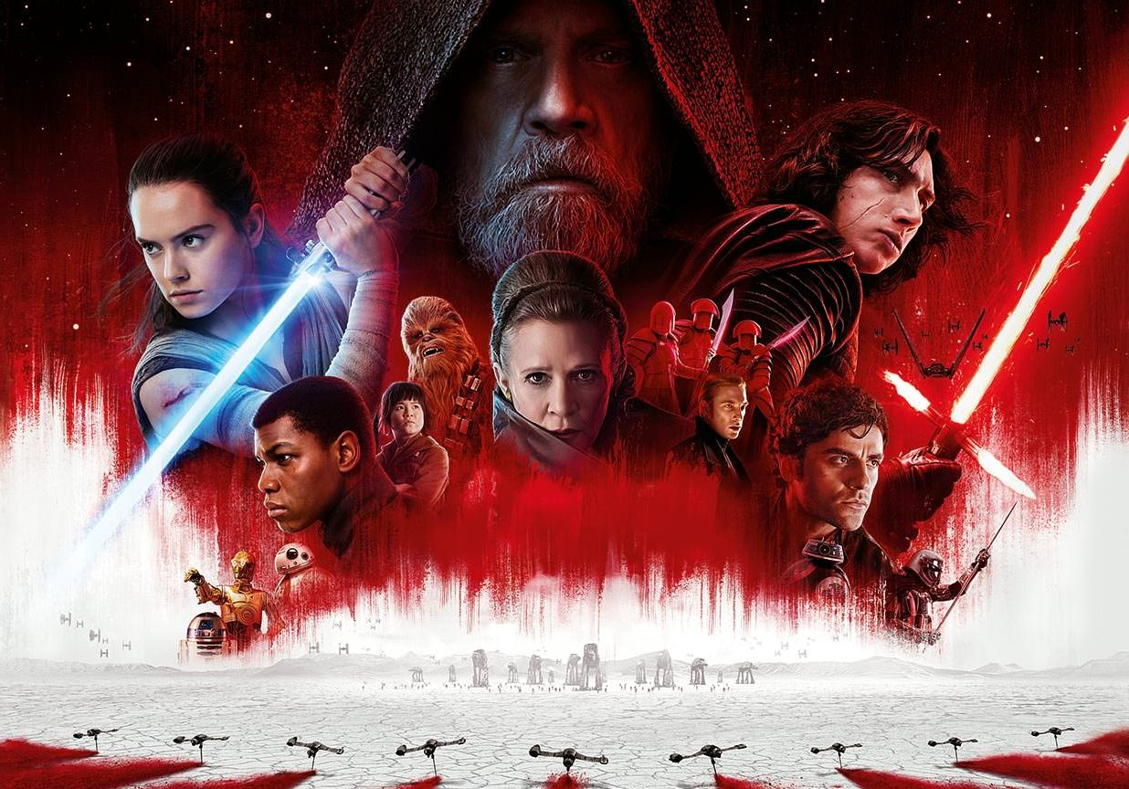 Star Wars the Last Jedi Banner | Flip the Truck