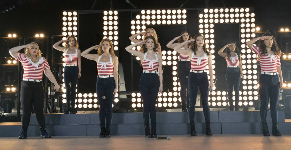 Pitch Perfect 3 Review Film Podcast