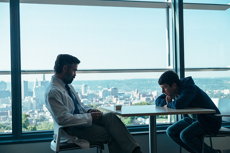 The Killing of a Sacred Deer | Flip the Truck | Film-Podcast