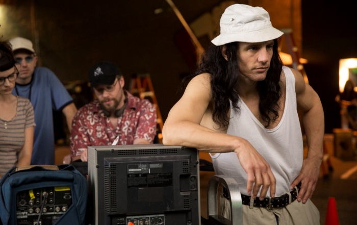 Tommy Wiseau, Director, Producer, Writer & Star - James Franco in The Disaster Artist / (c) Warner Bros