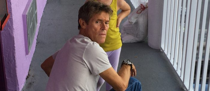 Willem Dafoe | The Florida Project | Flip the Truck