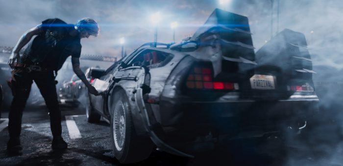 Flip the Truck | DeLorean | Ready Player One