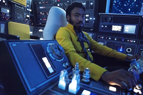 Flip the Truck | Lando Calrissian | Solo: A Star Wars Story