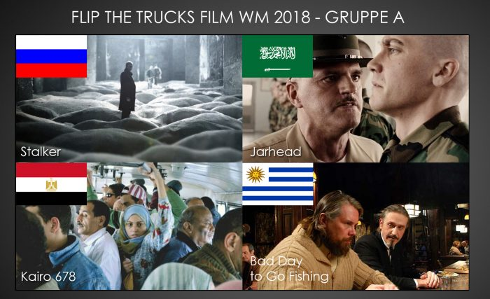 Flip the Truck | Film WM 2018 | Gruppe A