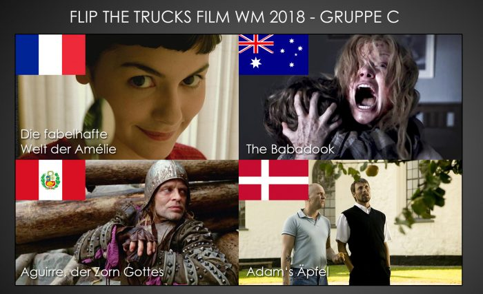Flip the Truck | Film WM | Gruppe C