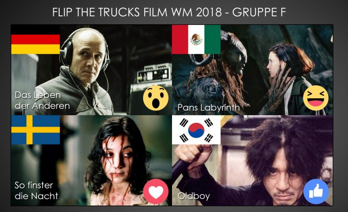 Flip the Truck | Film WM | Gruppe E