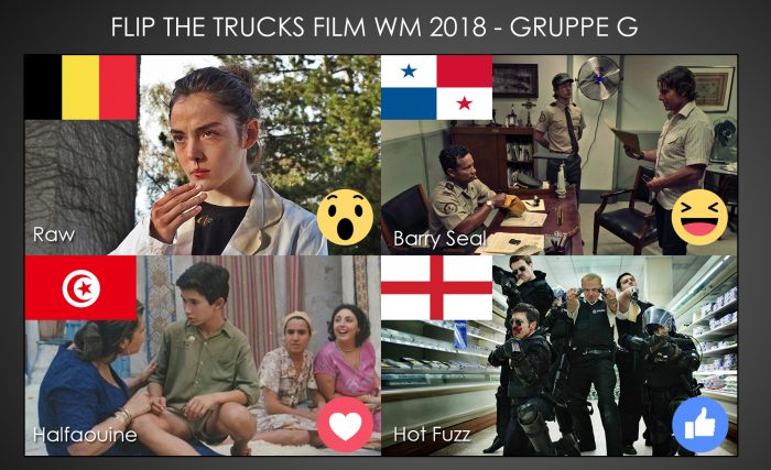 Flip the Truck | Film WM | Gruppe H